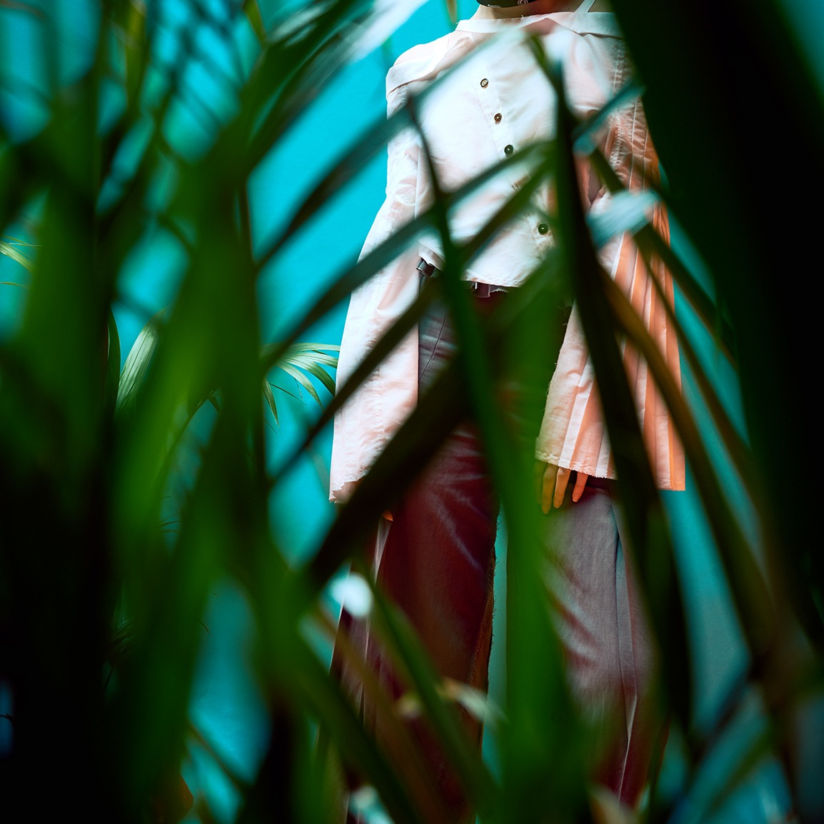 Modefotografie straubmuellerstudios Stuttgart frau körper