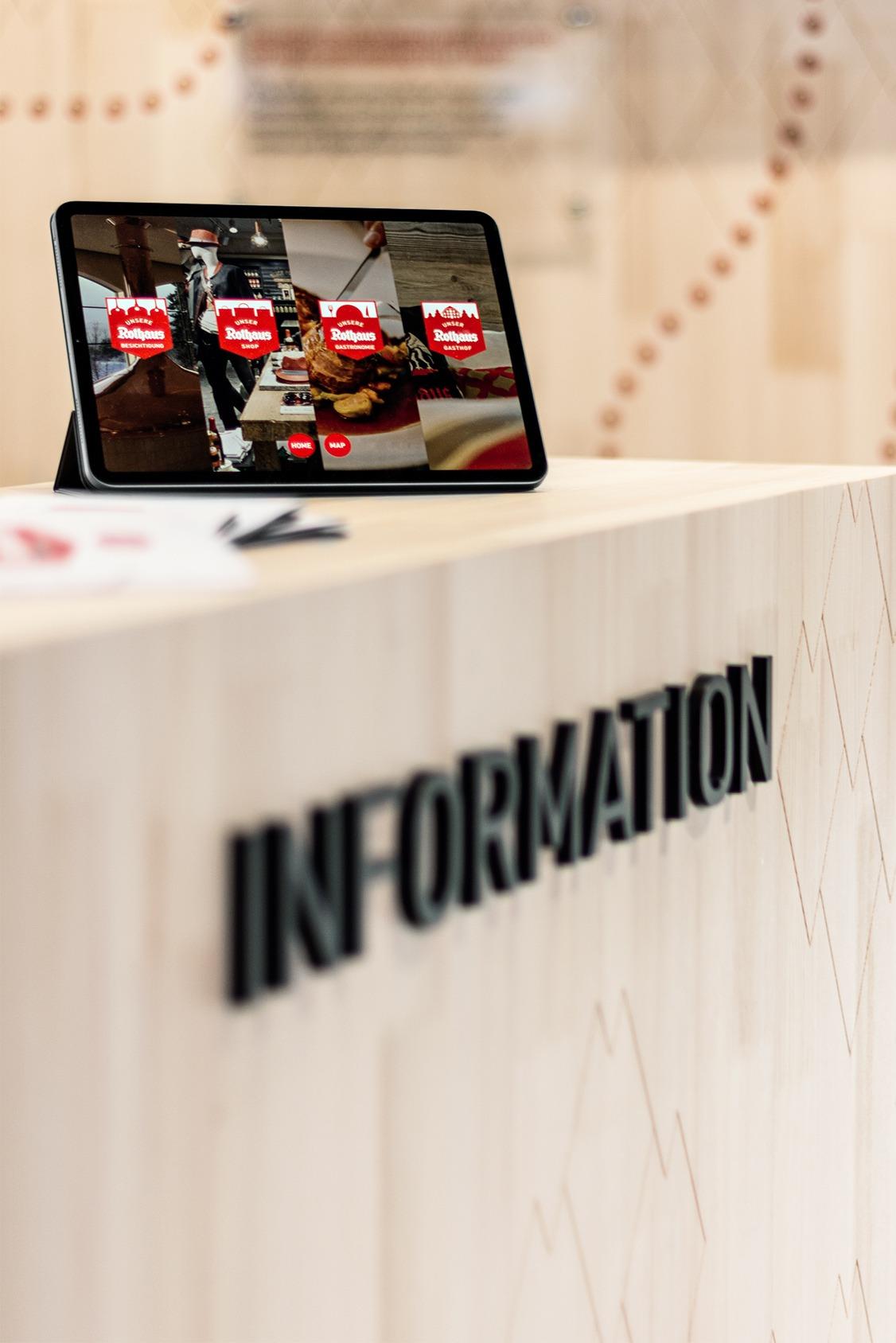Messefotografie CMT Stuttgart straubmuellerstudios Tablet