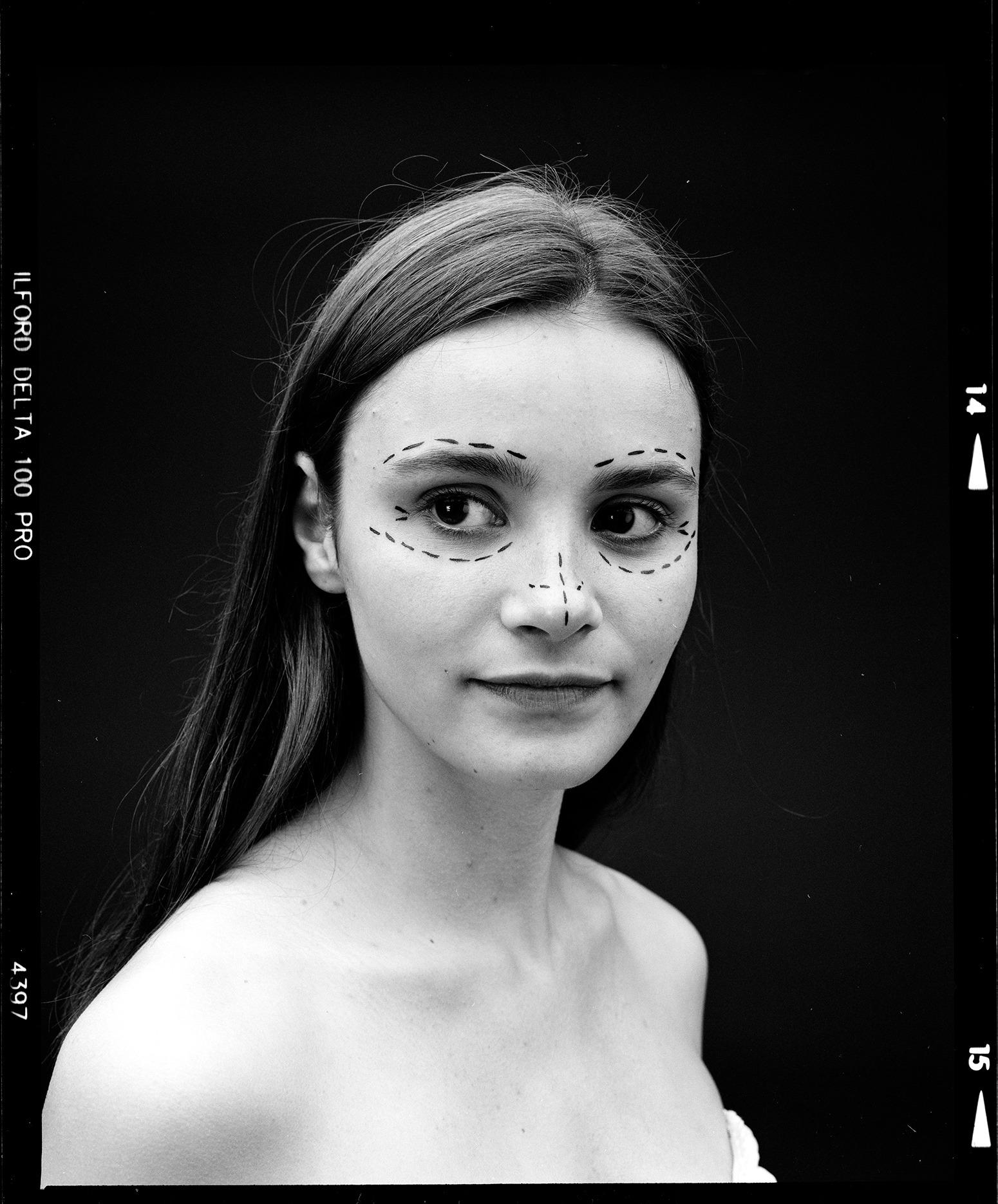 Portraitfotografie straubmuellerstudios Backen
