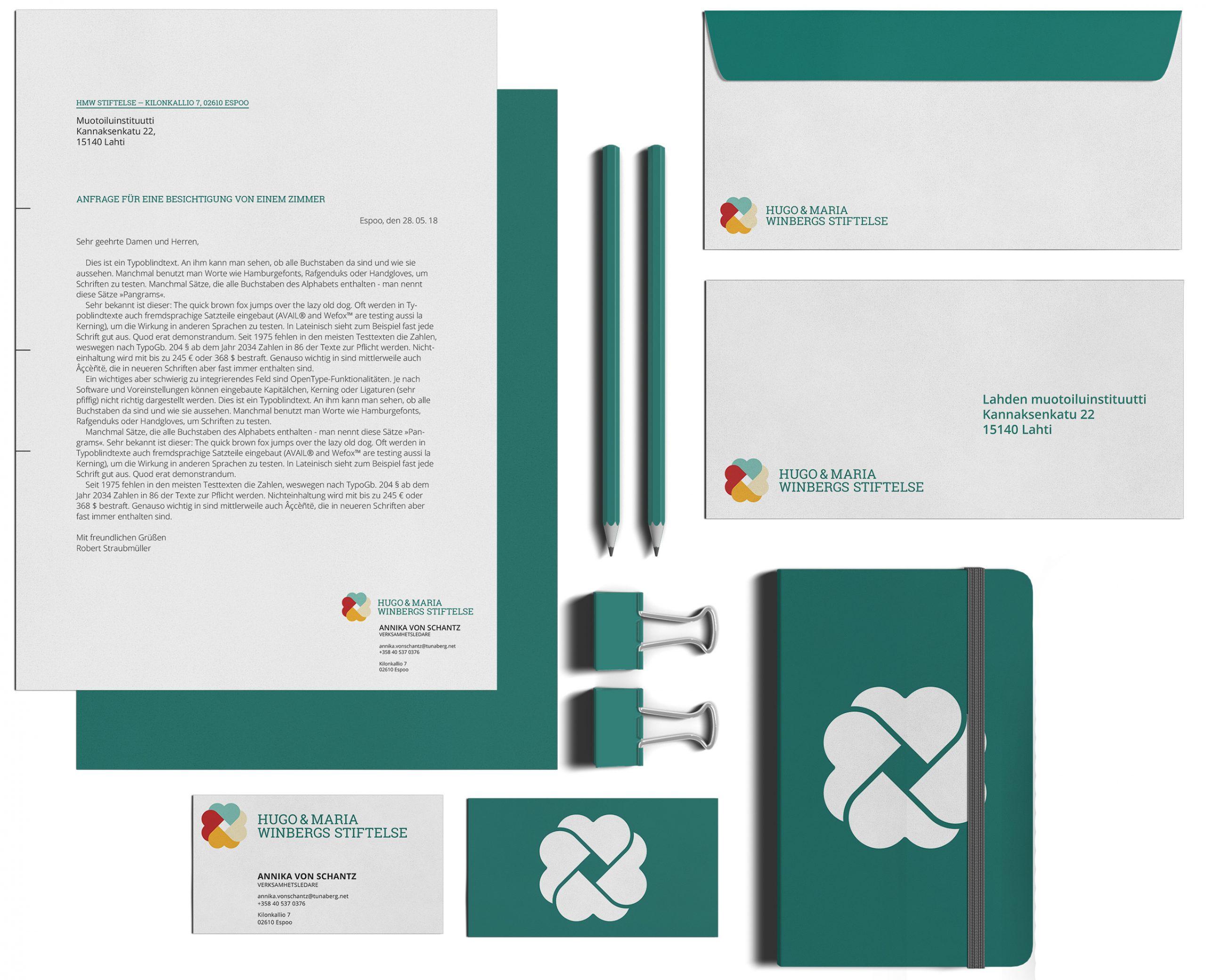 Corporate Identity straubmuellerstudios Stuttgart Medien komplett