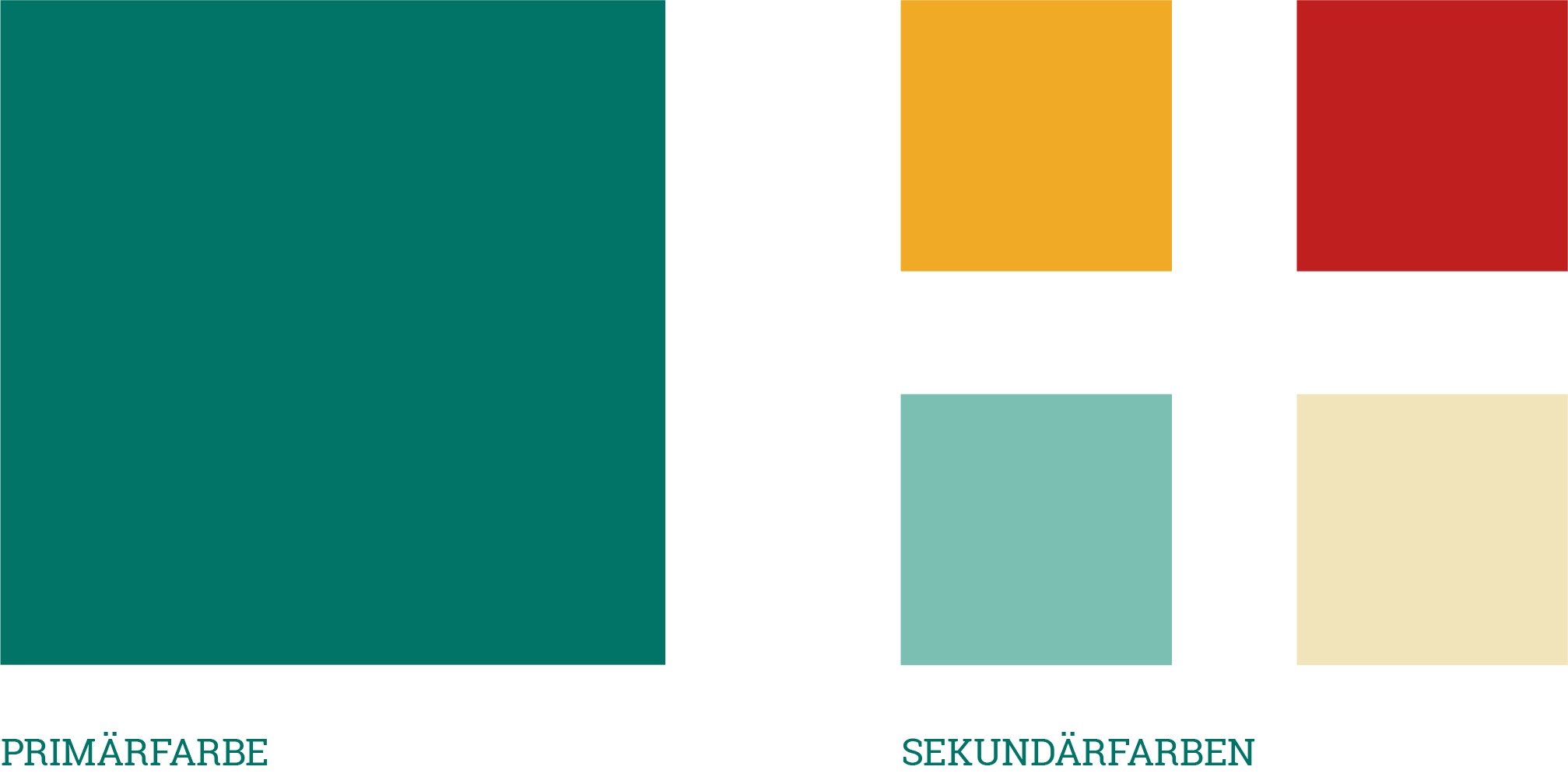 Corporate Identity straubmuellerstudios Stuttgart Farben